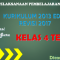 Download RPP Kelas 4 Tema 4 Kurikulum 2013 Revisi 2017