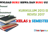 Download Buku K13 Kelas 2 Revisi 2017 Semester