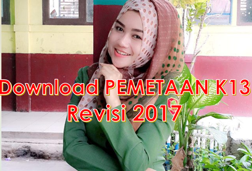 Download Pemetaan K13 Revisi 2017