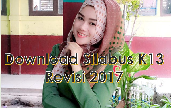 Download Silabus K13 Revisi 2017