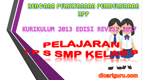download rpp ips smp kelas 8