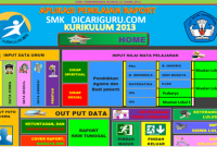 Download Aplikasi Raport K13 SMK Revisi 2107 Gratis