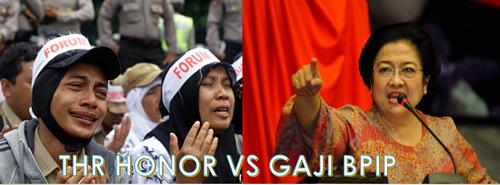 Dilema Perbandingan THR Guru Honor dan Gaji Pegawai BPIP