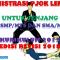 ADMINISTRASI PJOK SD, SMP, SMA DAN SMK KURIKULUM 2013 REVISI