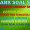 Kumpulan Bank SOAL SD Kelas 1-6 K13 Revisi 2018