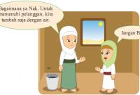Download Soal PAI Kelas 4 Tema 3 K13 Revisi 2018 Aku Anak Salih