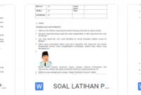 Download Soal Kelas 4 Tema 5 K13 Revisi 2018 dan Kunci Jawaban