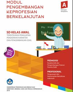 Modul PKB Kelas Awal SD Revisi 2018