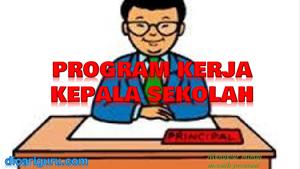 Download Program Kerja Kepala Sekoalah (RKKS) SD, SMP dan SMA