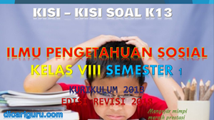 Kisi-Kisi Soal IPS