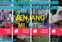 Aplikasi Rapor Digital (ARD) Madrasah Offline