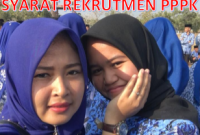 Pengertian dan Syarat Rekrutmen PPPK