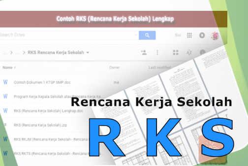 Rencana Kerja Sekolah (RKS)