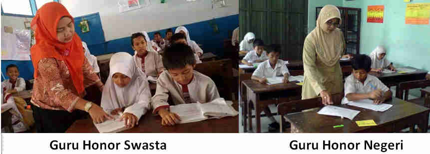 Perbedaan Rekrutmen PPPK Honorer Swata dan Honorer Negeri
