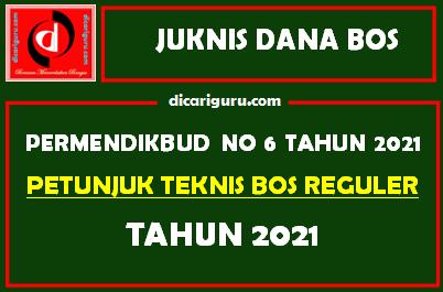 Download Juknis BOS SD,SMP,SMA,SMK Tahun 2021