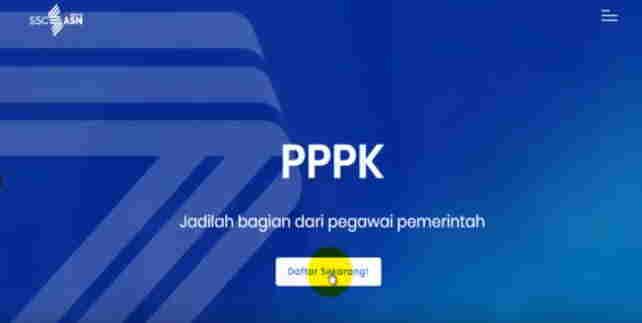 Cara Registrasi PPPK