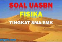 Soal UASBN Fisika
