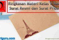 Materi Bahasa Indonesia Kelas 7 Bab 7