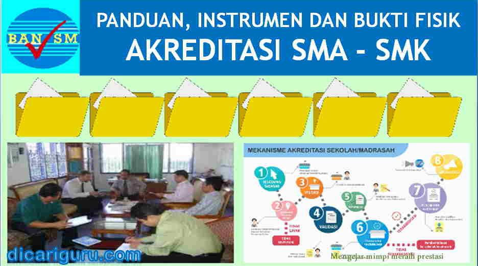 Instrumen Akreditasi Sekolah SMA/SMK