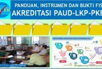 nstrumen Akreditasi Sekolah PAUD, LKP, PKBM