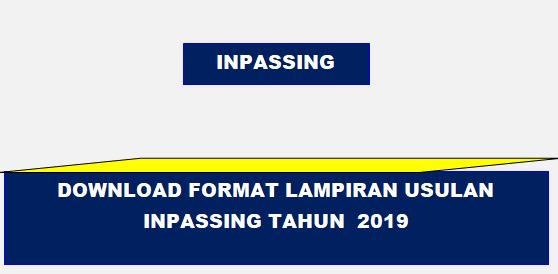 Berikut ini kami berikan Format Lampiran Usulan Inpassing Guru Non PNS tahun Format Lampiran Usulan Inpassing Guru Non PNS tahun 2019