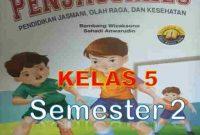 Materi PJOK Kelas 5 Semester 2