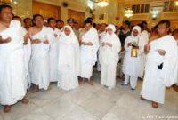 Perjalanan Haji Ani Yudhoyono