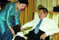 Kedekatan Ani Yudhoyono dan Keluarga