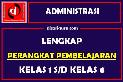 Administrasi RPP K13