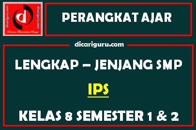 Perangkat Lengkap IPS Kelas 8