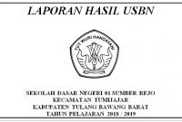 Laporan Hasil USBN SD