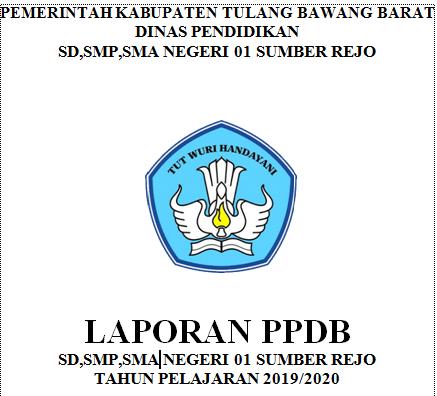 Laporan Pelaksanaan PPDB Ke UPTD dan Dinas Pendidikan