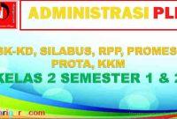 RPP PLH Kelas 2