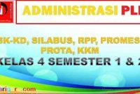 RPP PLH Kelas 4