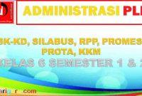 RPP PLH kelas 6