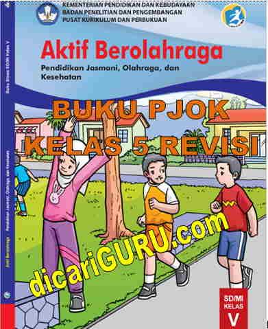 Buku PJOK Kelas 5