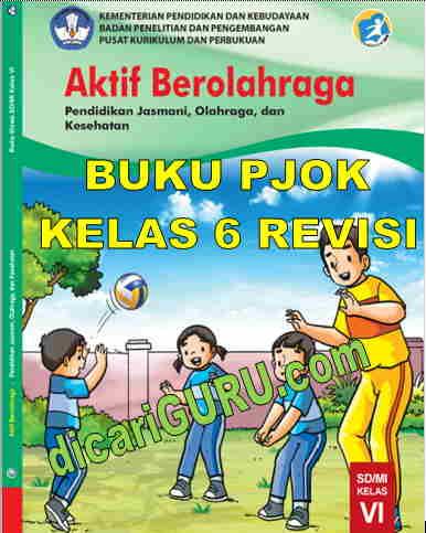 Buku PJOK Kelas 6