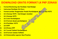 Contoh LK PKP