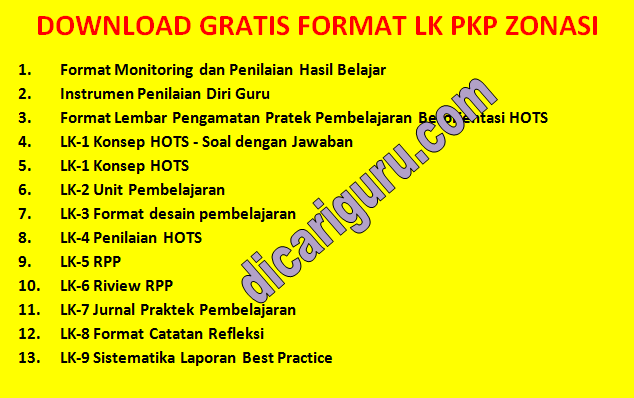 Contoh Laporan Best Practice Pkp Tk