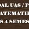 Soal UAS MTK Kelas 4 Semester 1