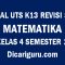 Soal UTS Tengah Semester MTK Kelas 4 Semester 2