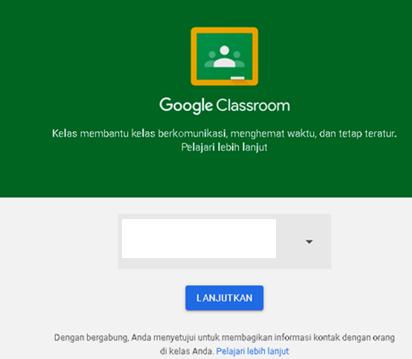 membuat google classroom