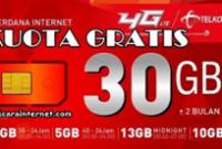 Cara Mengaktifkan Internet GRATIS 30 GB Paket Ilmupedia TELKOMSEL