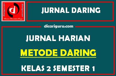 Jurnal Daring Kelas 2 Kurikulum 2013