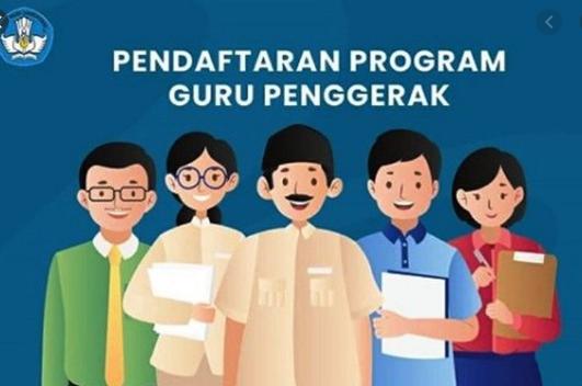 Jadwal Pendaftaran Angkatan 2 Guru Penggerak, Fasilitatior Dan Pendamping