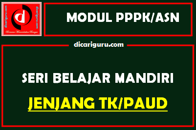 Modul PPPK TK/PAUD