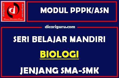 Download Modul PPPK / ASN Biologi