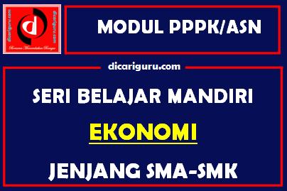 Download Modul PPPK / ASN Ekonomi