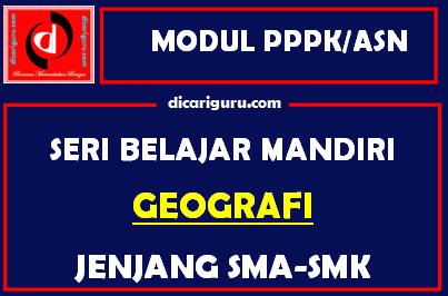 Download Modul PPPK / ASN Geografii