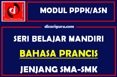 Download Modul PPPK / ASN Bahasa Prancis